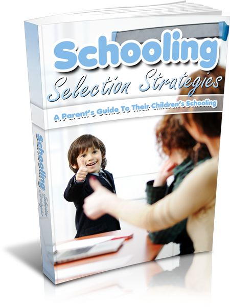 Schooling Selection Strategies