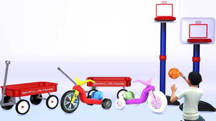 Sims 4 Kids Playtime Set Bsimth Buy Mode Deco Toys