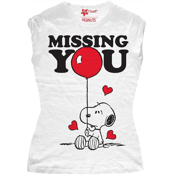 "T-SHIRT BIMBA ""MISSING YOU"""