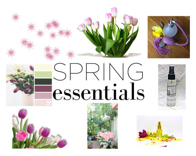 """""""Spring Perfume"""" by gothicvamperstein on Polyvore featuring beauty and springperfume"""
