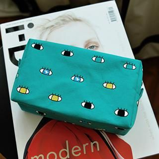 Buy 'Cute Essentials – Print Cosmetic Pouch' with Free International Shipping at YesStyle.com. Browse and shop for thousands of Asian fashion items from China and more!