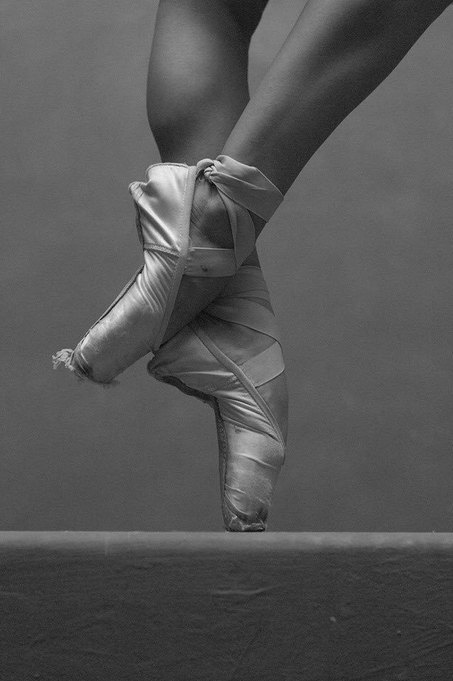 Dance hack: put shoe goo on the tip of your pointe shoe to keep from sliding and slipping #dancephotography,