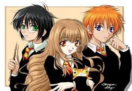 Best 19 animes i love images on pinterest cosplay ideas anime art image result for harry potter anime fandeluxe Image collections