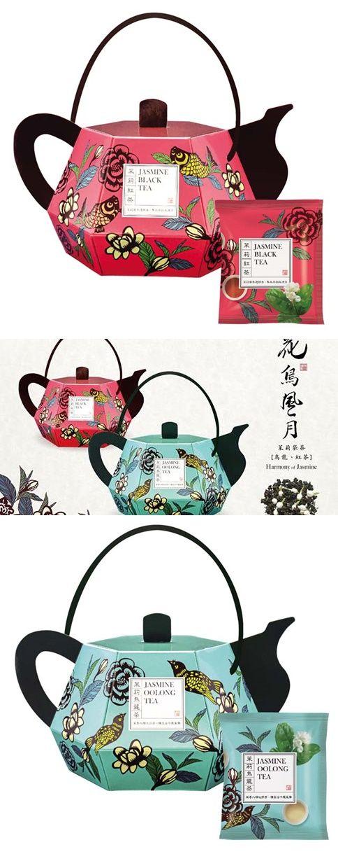 Taiwanese Jasmin Tea Bags
