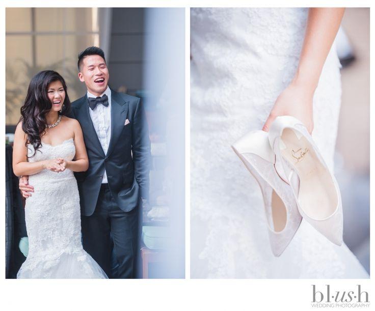 Chic & Stylish Downtown Wedding at Reflections   Blush Photography - Vancouver Wedding Photographers