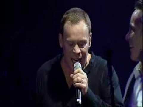 UB40 - 22# ♫ Kingston Town ♫ (Live Ahoy, Holland - 11/12/03) - They take me back...and make me happy like no other music, except maybe Bob