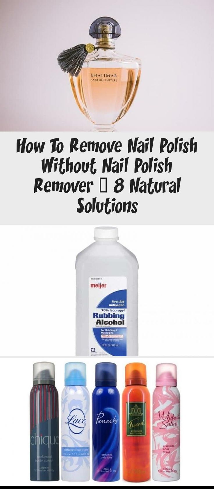 How To Remove Nail Polish Without Nail Polish Remover 8
