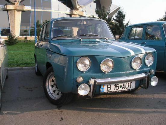 Dacia 1100S 1968-1972. #Dacia #Car #Retro