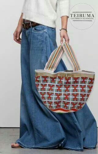 #wayuu #handmade #leather #oneofakind #unic #ethnic #teiruma #bohemian #boho…