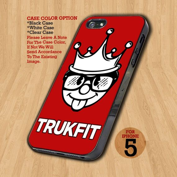 TB115 Trukfit - Design on Hard Case For iPhone 5 Case