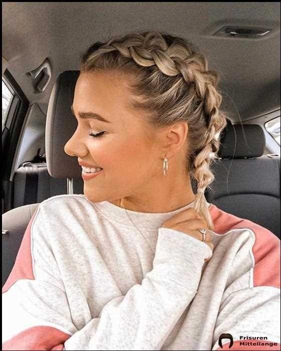 Haarzöpfe können, wie wir wissen, oft problemlos auf langes Haar aufgetragen werden. #hair #coole #bob #bobfrisuren #coo