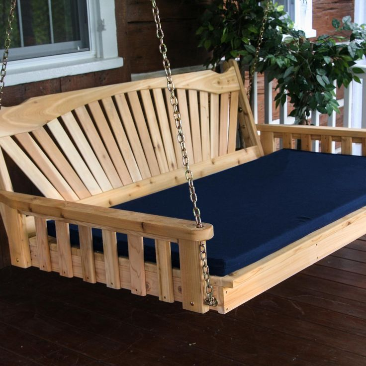 The 25+ Best Outdoor Swing Beds Ideas On Pinterest   Porch Swing Beds,  Porch Bed And Hanging Porch Bed