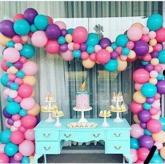 São Paulo para crianças - Confira as tendências de decoração de festas que prometem bombar em 2017