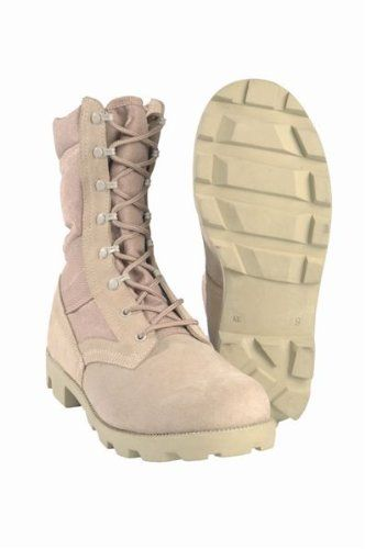 """US Kampfstiefel """"Speed Lace"""" desert - http://on-line-kaufen.de/mil-tec/us-kampfstiefel-speed-lace-desert"""
