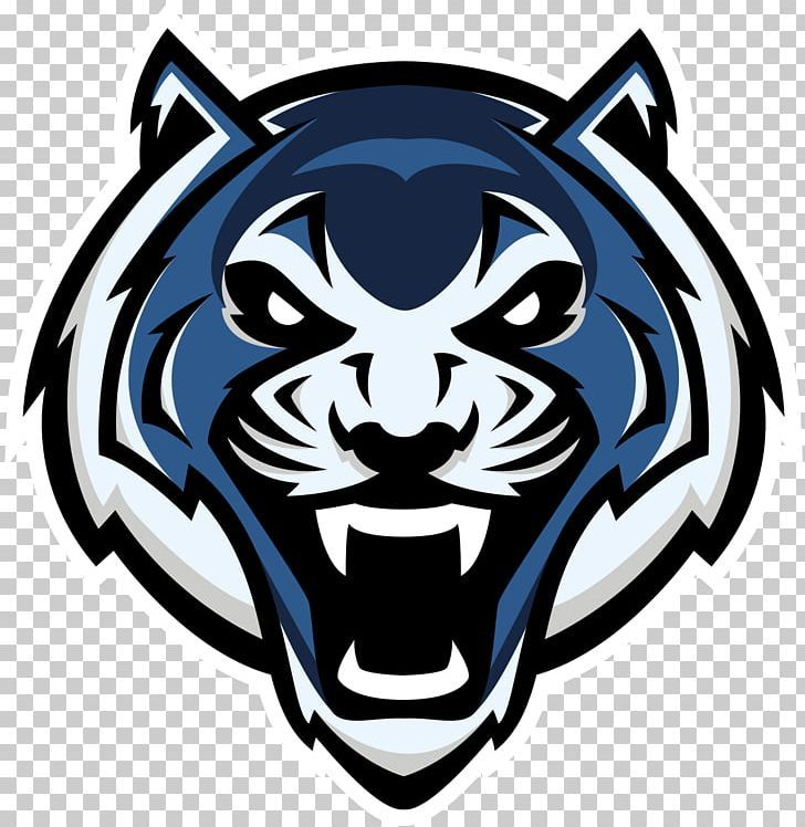 Lincoln University Lincoln Blue Tigers Football Mid America Intercollegiate Athletics Association Grambl Sports Logo Inspiration Animal Logo Sports Logo Design