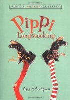 Pippi Longstocking | Astrid Lindgren -- another one of those redhead heroines