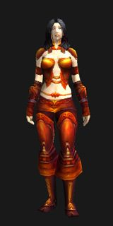 Ornate Mail (Recolor) - Transmog Set - World of Warcraft