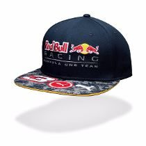 Gorra Red Bull Racing Team Plana Original Puma