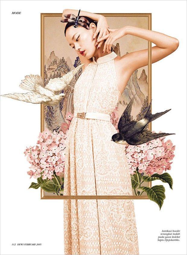 Dara by Ryan Tandya for Dewi Magazine