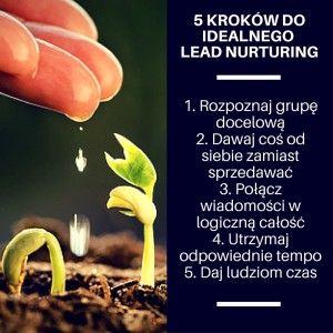 Mobile Marketing Automation | Krótki przewodnik po Lead Nurturingu  #CRMforMobile #MobileMarketingAutomation #MobileMarketing #MarketingAutomation #LeadNurturing