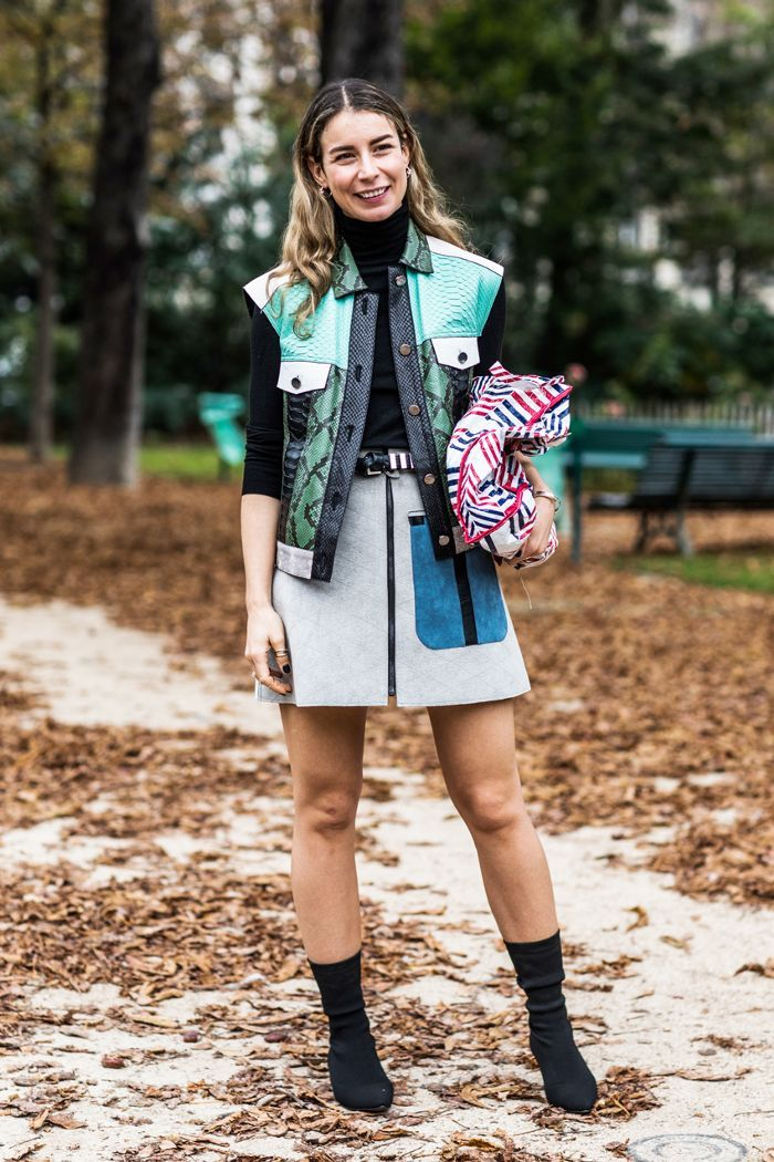 Want to look stylish this season? Here are 22 street style–approved outfits with vests to wear now.