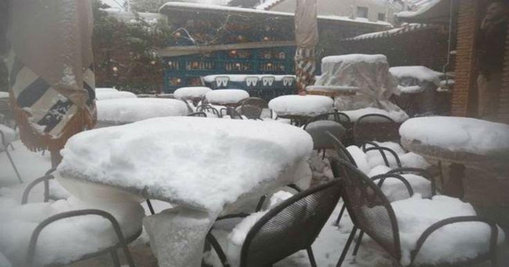 Παραμονή Πρωτοχρονιάς: Καιρός – Έρχεται νέο σφοδρό κύμα κακοκαιρίας Crazynews.gr
