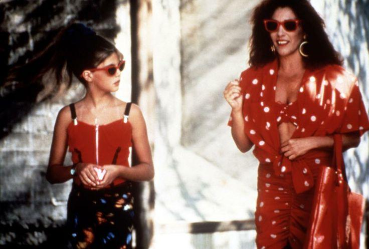 Manuela Velasco, Carmen Maura, 1987 | Essential Gay Themed Films To Watch, Law of Desire (La Ley Del Deseo) http://gay-themed-films.com/watch-law-of-desire/