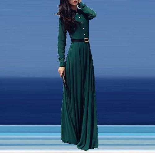 Cheap dress padding, Buy Quality dresses shawls directly from China dress egg Suppliers:           2015 women o-neck long dresses lace Sexy Lace half Sleeve Chiffon Hollow Out slim elegant party evening