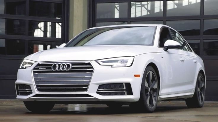 Meet the first of four Audi A4s coming to our long-term fleet - Autoblog
