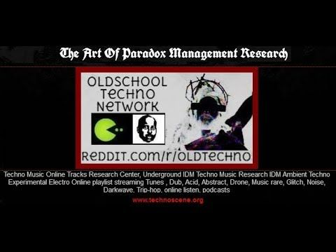 The Art Of Paradox Management Research : [Pleasurable Techno] I Said Sacred Mixed!! (Set 20...