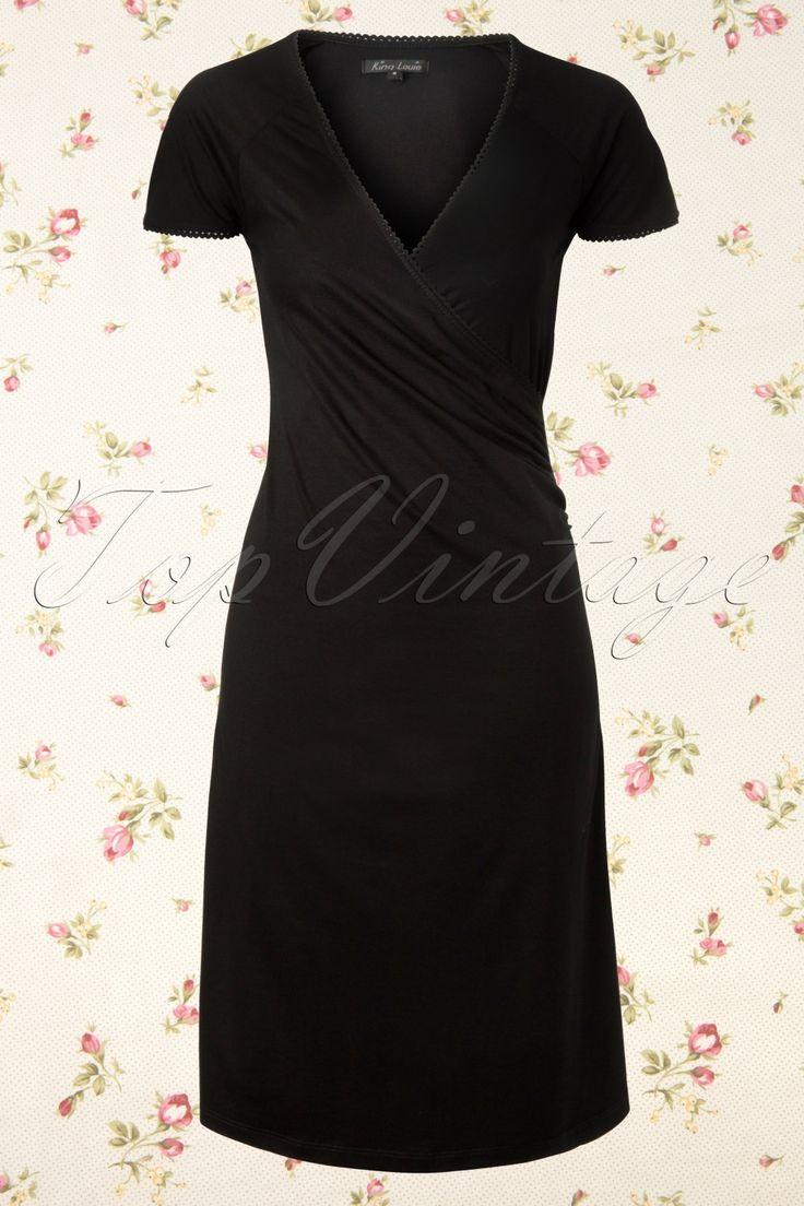 King Louie - 50s Cross Dress in Black