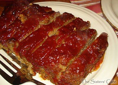 recipes for meatloaf best meatloaf the sisters new recipes meat loaf ...