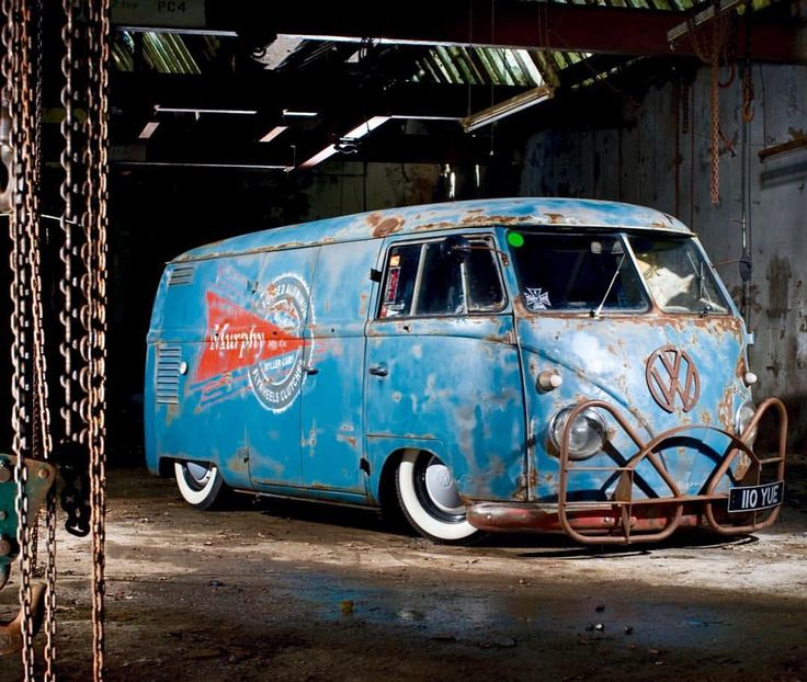 murphy advertising vw bus <3 re-pinned by https://www.facebook.com/wfpccdailyquotes