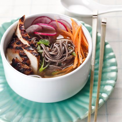 asian-chicken-noodles Recipe