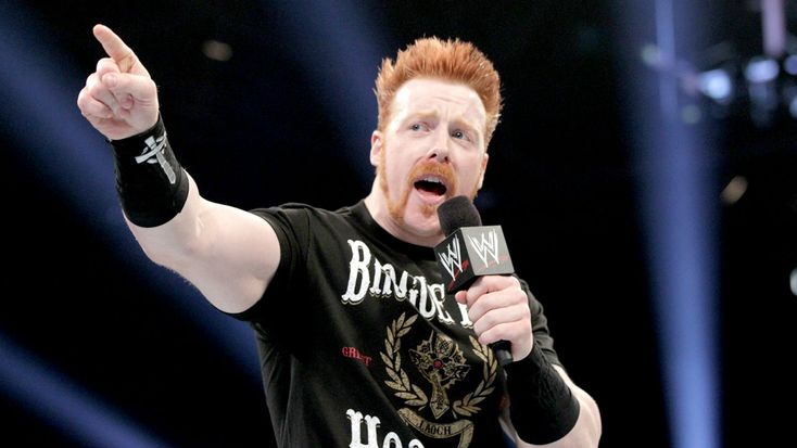 Sheamus Responds To Rumors That He's Triple H's Workout Buddy - StillRealToUs.com