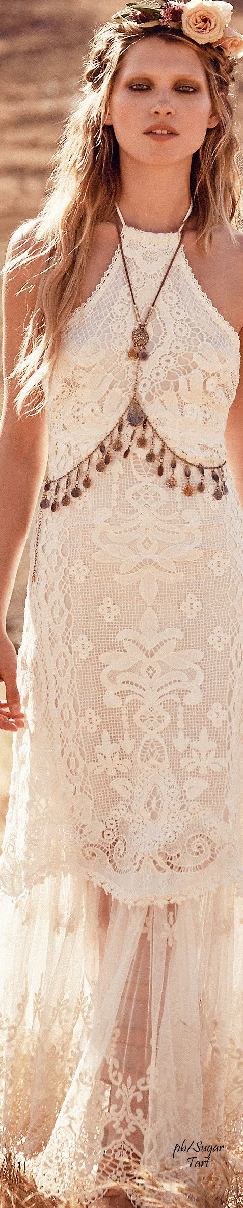 Hippie boho bohemian dress. For more follow www.pinterest.com/ninayay and stay positively #pinspired #pinspire @ninayay