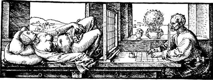 """Il trattato è organizzato in tre """"libri"""":  -Il primo libro tratta della riduzione bidimensionale della realtà tridimensionale e contiene una delle prime trattazioni dirette al pubblico della prospettiva;  -Nel secondo libro tratta di """"circonscrizione"""" , composizione, e ricevere di lumi"""";  -Il terzo libro del trattato contiene considerazioni generali sulla professione dell'artista ed è uno dei momenti in cui si prefigura una nuova immagine dell'artista."""