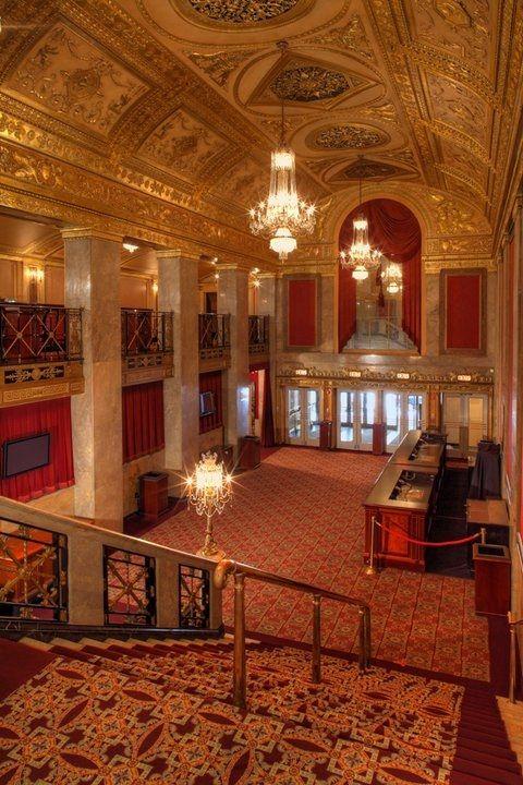 Warner Theatre In Washington Dc