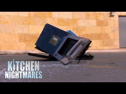 Chef Mike Kitchen Nightmares Microwave