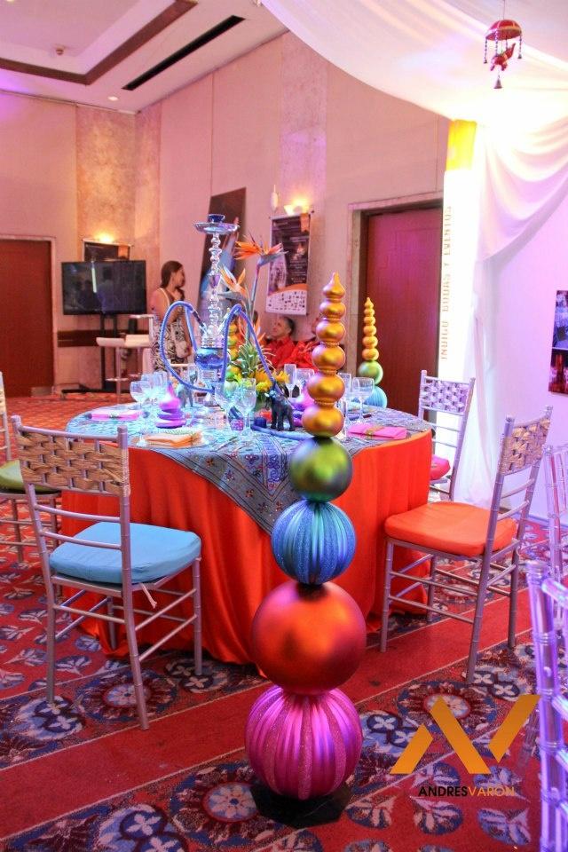 18 mejores im genes de ferias ndigo bodas y eventos en - Estilo arabe decoracion ...