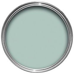 "Crown ""Soft Duck Egg,"" another UK paint to love..."