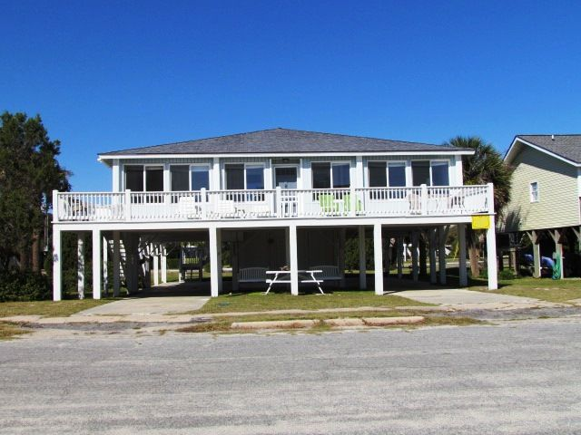 edisto beach house rental  g home, Beach House/