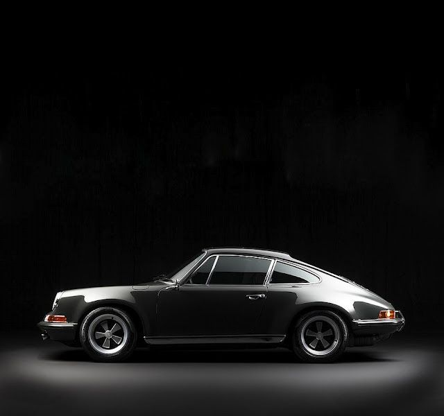 911 again and again. Timeless, sexy, pure, iconic...