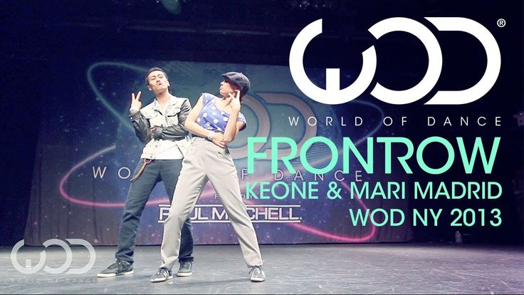 Keone & Mari Madrid | World of Dance | 2013 - not my kind of music, but this is really flawless