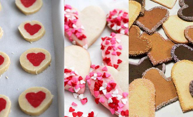 9x de lekkerste Valentijn koekjes