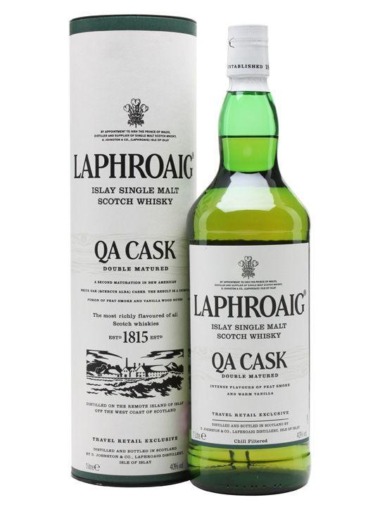 Laphroaig QA Review: Review #232 #scotch #whisky #whiskey #malt #singlemalt #Scotland #cigars