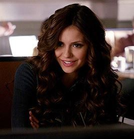 Katherine Pierce - adoro o cabelo dela, sinceramente! #Christmas #thanksgiving #Holiday #quote
