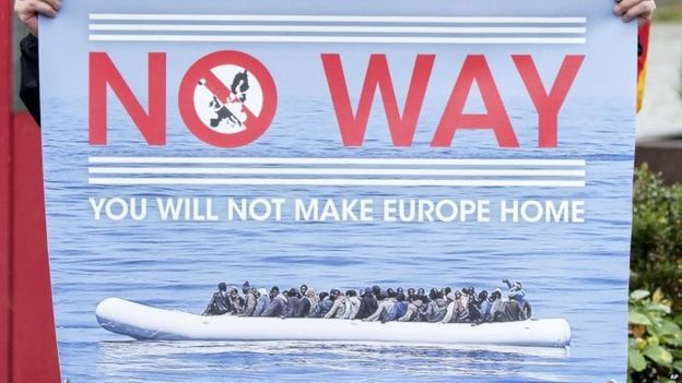 europe immigration crisis - Google Search