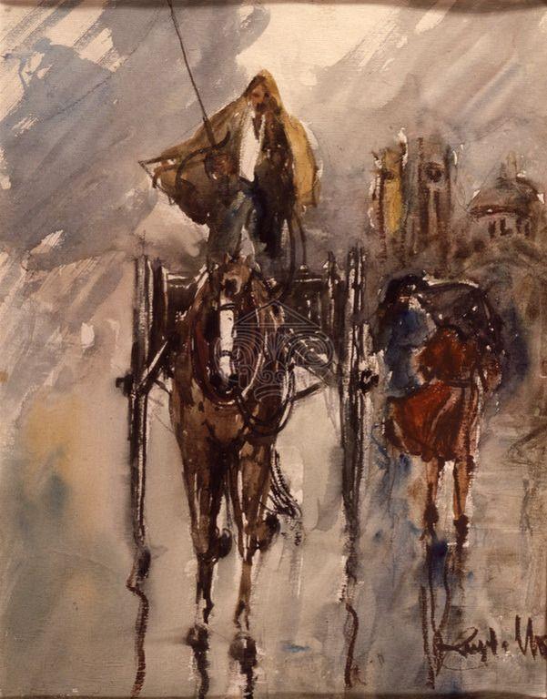 Κρυστάλλης Ανδρέας – Andreas Krystallis [1911-1951] | paletaart – Χρώμα & Φώς