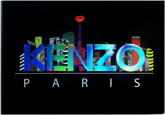 Kenzo Invite